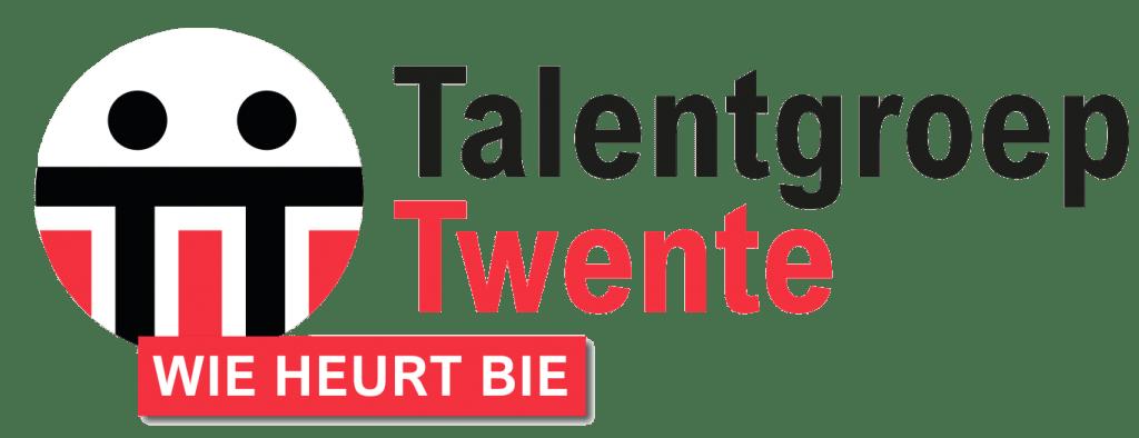 Dit is het logo van Talentgroep Twente. Als u hier op klikt, wordt u doorverwezen naar de website van Talentgroep Twente voor meer info.