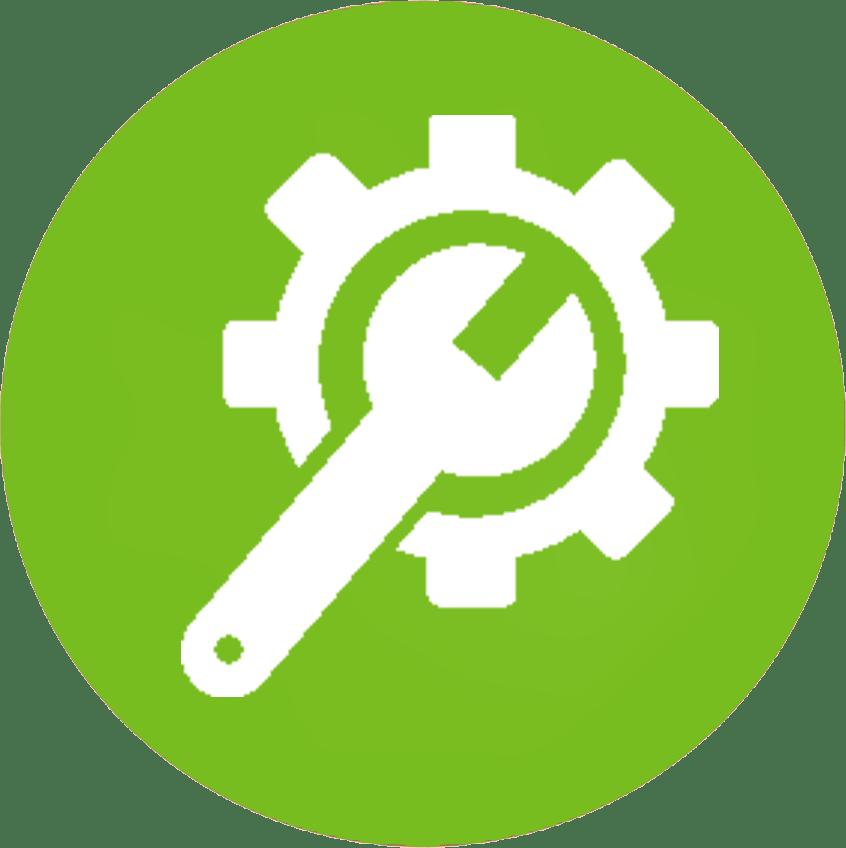 Ditr is het icoon voor onderhoud en montage. Meer informatie over onderhoud en montage van de systemen van Reldair vindt u hier of mail ons.